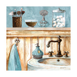 Blue Bath I