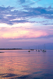 St Augustine Harbor Sunset 3