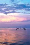 St Augustine Harbor Sunset 3