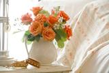 Orange Roses I