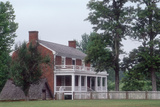 McLean House  Appomattox Court House  Virginia  Where Lee's Confederate Army Surrendered  1865