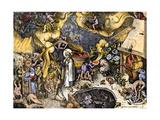 Saint James the Elder Combating the Diabolical Enchantments of a Magician
