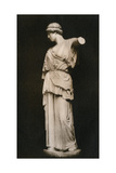 Athena  a Copy of the Statue by Phidias