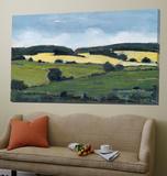 Serene Landscape 2 Toile Murale Géante par Jacques Clement