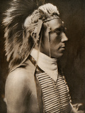A Crow Boy in Dance Costume  1905