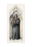 Benedict of Nursia  Founder of Benedictine Monasteries