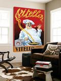 Vitello Toile Murale Géante par Studio Clicart
