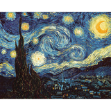 The Starry Night Wall Decal