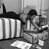 Maya Angelou Reproduction photo par G. Marshall Wilson