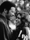 Denise Nicholas  Bill Withers  1973