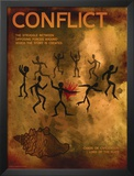 Conflict (Lord of the Flies) - Element of a Novel