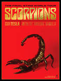 Scorpions - The Final Sting World Tour