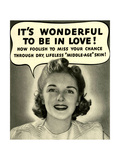 1940s UK Palmolive Magazine Advertisement (detail)
