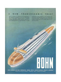 1940s USA Bohn Magazine Advertisement