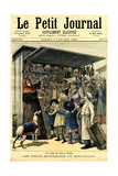 1900s France Le Petit Journal Magazine Cover