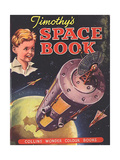 1930s UK Timothy's Space Book Book Cover