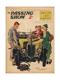 1930s UK Passing Show Magazine Cover