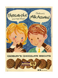 1960s UK Cadbury's Magazine Advertisement