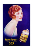 1930s UK State Express 555 Magazine Advertisement