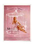 1950s UK Munsingwear Magazine Advertisement Giclée