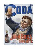 1890s UK John Bull's Poster
