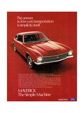 1970s UK Ford Magazine Advertisement