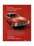 1970s UK Ford Magazine Advertisement