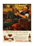 1940s USA Imperial Magazine Advertisement