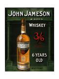 1900s UK John Jameson Poster Giclée