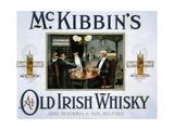 1900s UK McKibbin's Poster