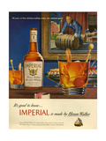 1940s USA Imperial Magazine Advertisement
