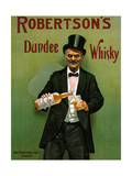 1900s UK Robertson's Poster
