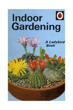 1960s UK Ladybird Indoor Gardening Book Cover