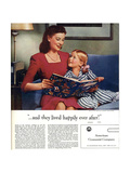 1940s USA American Cyanamid Company Magazine Advertisement