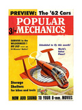 1960s USA Popular Mechanics Magazine Cover