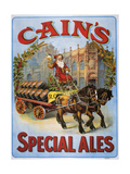 1900s UK Cain's Poster