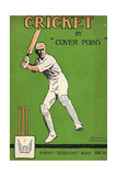 1920s UK Cricket Book Cover