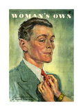 1940s UK Womans Own Magazine Cover