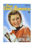 True Love & Romance Magazine - February 1943