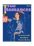 True Romances Magazine - March 1935