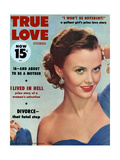 True Love Stories Magazine - December 1955