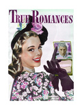 True Romances Magazine - October 1945