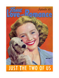 True Love & Romance Magazine - September 1942