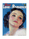 True Love & Romance Vintage Magazine - June 1941