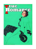 True Romance Vintage Magazine - March 1936