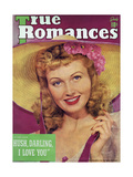True Romances Magazine - July 1941 - June Lang