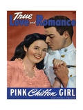 True Love & Romance Magazine - August 1944