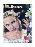 True Love & Romance Magazine - August 1948