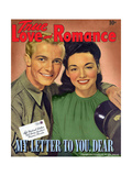 True Love & Romance Magazine - August 1943
