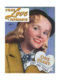 True Love & Romance Magazine - April 1946